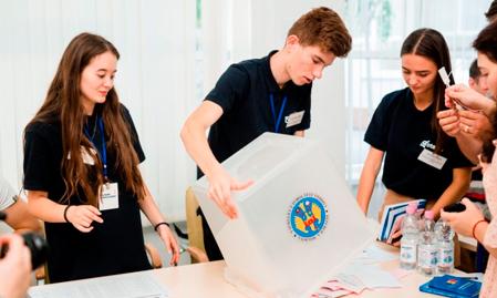 Centrul de Instruire și Dezvoltare Educațională lansează un apel pentru înscrierea la un curs de instruire pentru toți (toate) tinerii (tinerele) alegători (alegătoare) din Republica Moldova