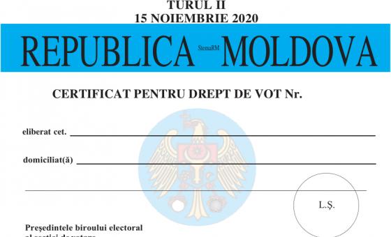 Cum vor vota studenții și elevii în turul II al alegerilor prezidențiale din 15 noiembrie 2020?